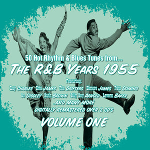 Various - The R&B Years 1955 Volume 1 - 2CD Album - Secret Records Limited