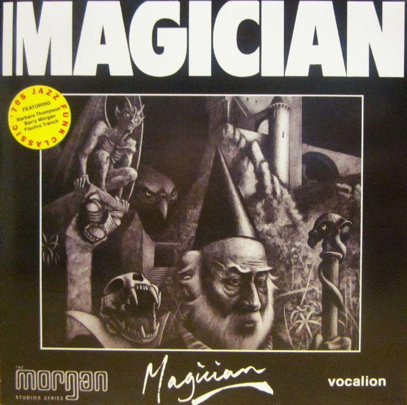 Stan Campbell Magician - Vocalion - CD Album - Secret Records Limited