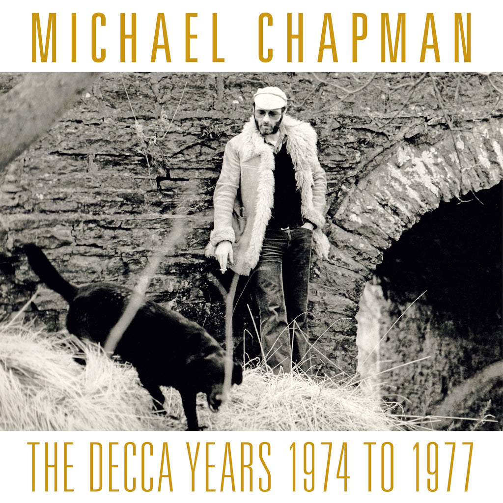 Michael Chapman - Decca Years 1974-1977 - 3CD
