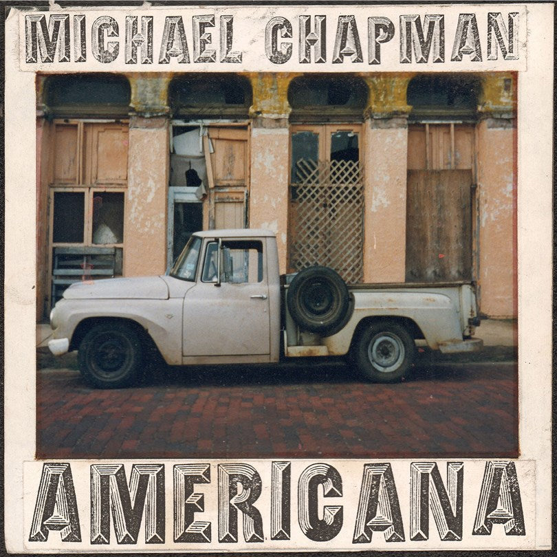 Michael Chapman - Americana 1 & 2 - Secret Records Limited