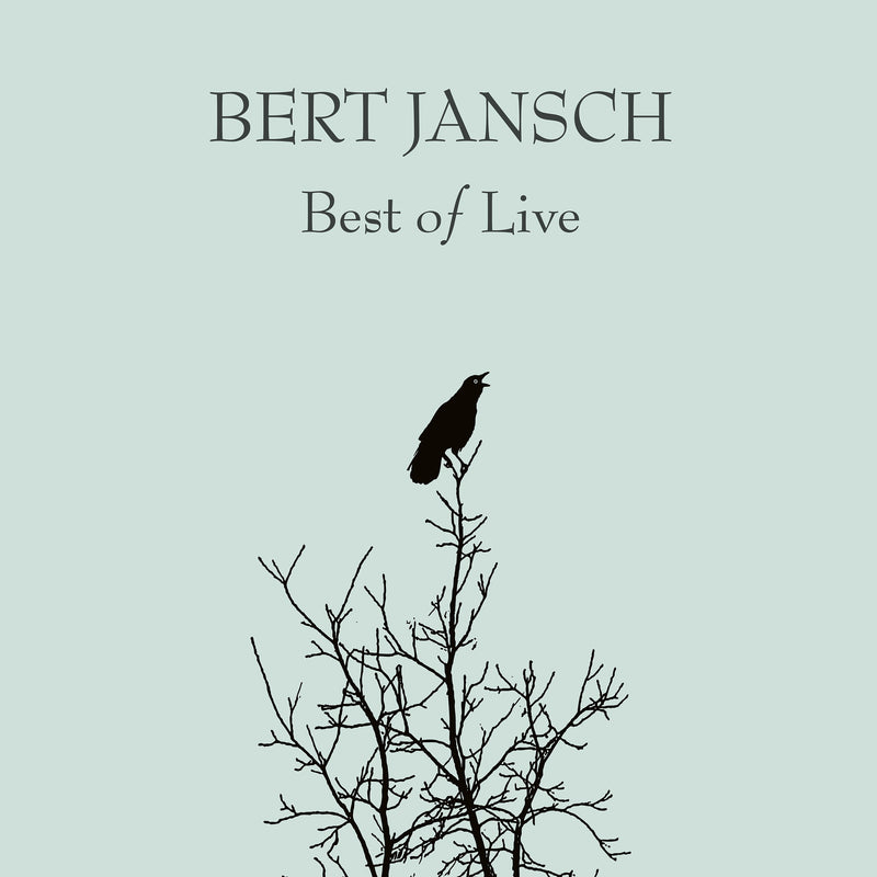 Bert Jansch - Best Of Live - LP Vinyl