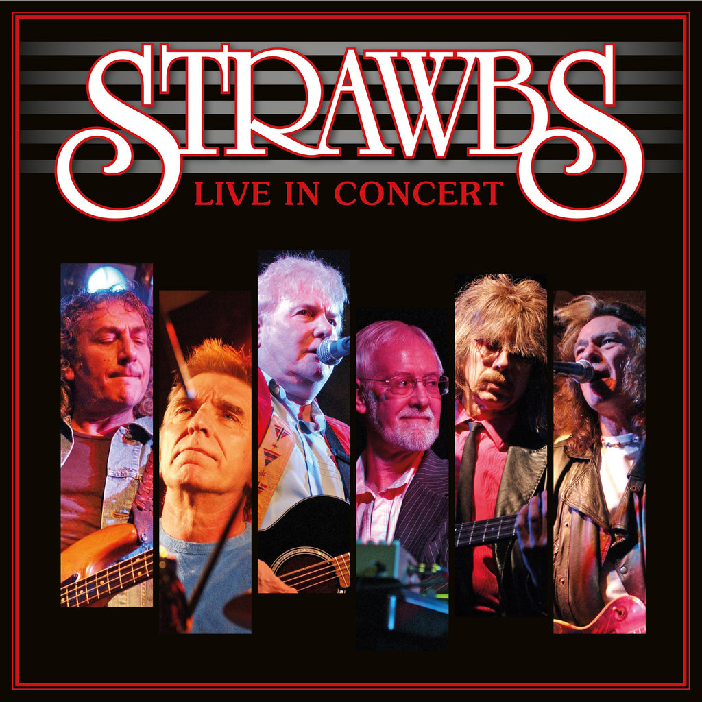 Strawbs - Live In Concert -  2xCD & DVD
