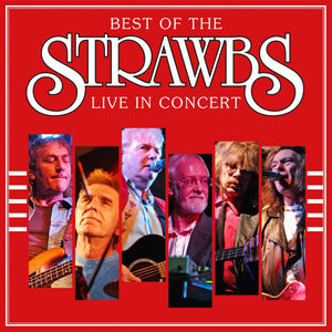 Strawbs  - Best Of - Live In Concert -  LP Vinyl
