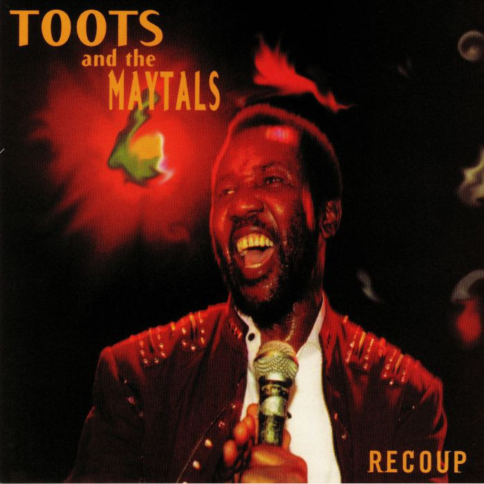 Toots & The Maytals - Recoup - Vinyl LP - Secret Records Limited