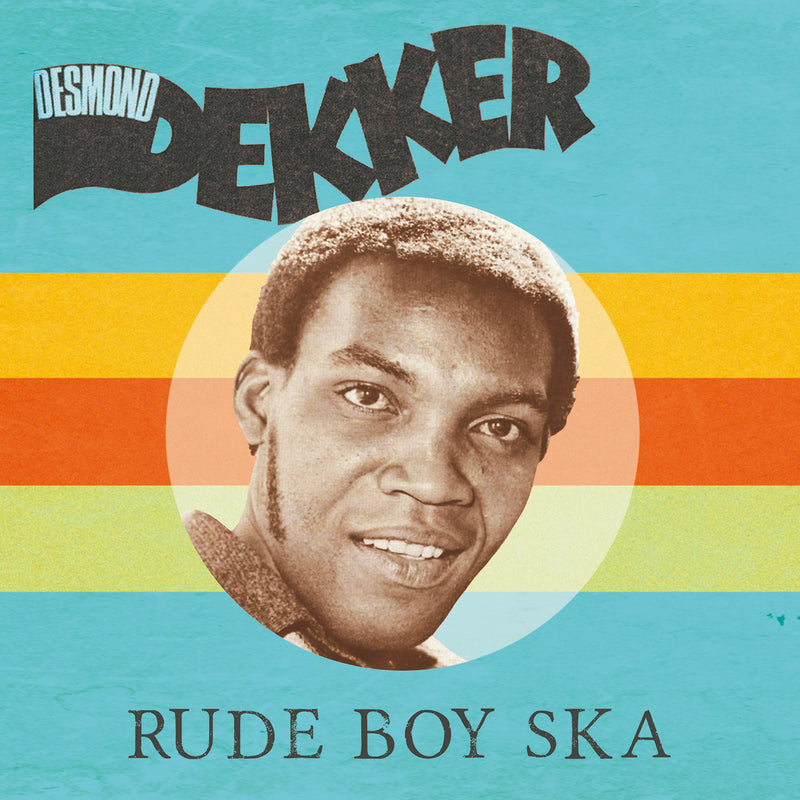 Desmond Dekker - Rude Boy Ska - Vinyl LP ( Red) - Secret Records Limited
