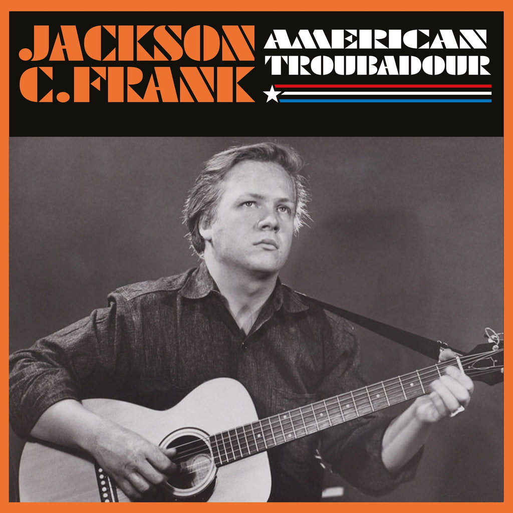 Jackson C Frank - American Troubadour CD Album - Secret Records Limited