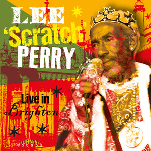 Lee Perry - Live in Brighton Concorde 2 CD & Bonus DVD - Secret Records Limited