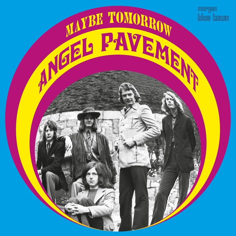 Angel Pavement - Maybe Tomorrow - CD Album & Vinyl LP - Secret Records Limited