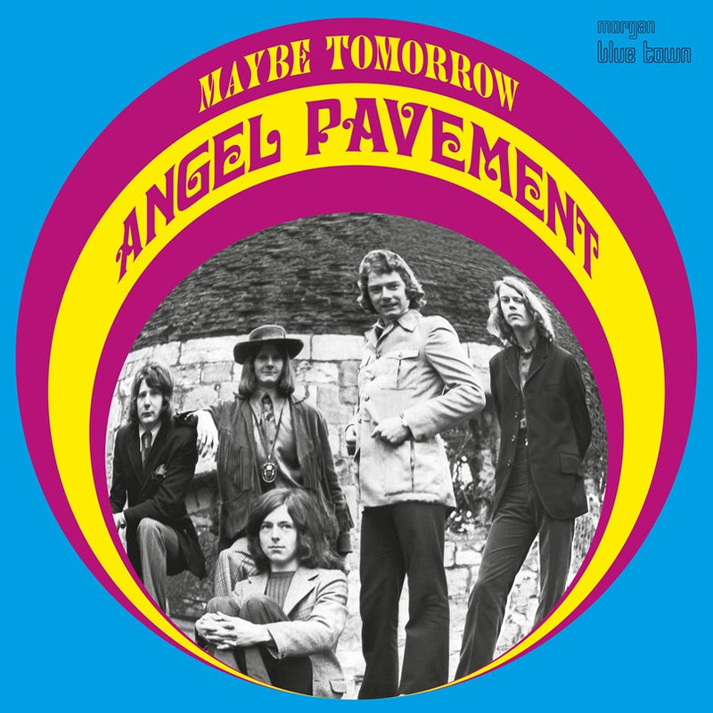 Angel Pavement - Maybe Tomorrow - CD Album - Secret Records Limited