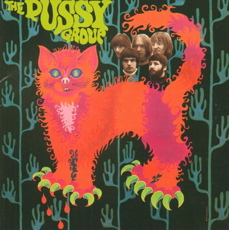 Pussy & Fortes Mentum - Pussy Plays Plus & Humdiggle We Love You - 2CD Album - Secret Records Limited