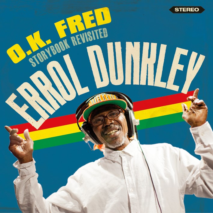 Errol Dunkley - OK Fred - Storybook Revisited -  CD ALBUM