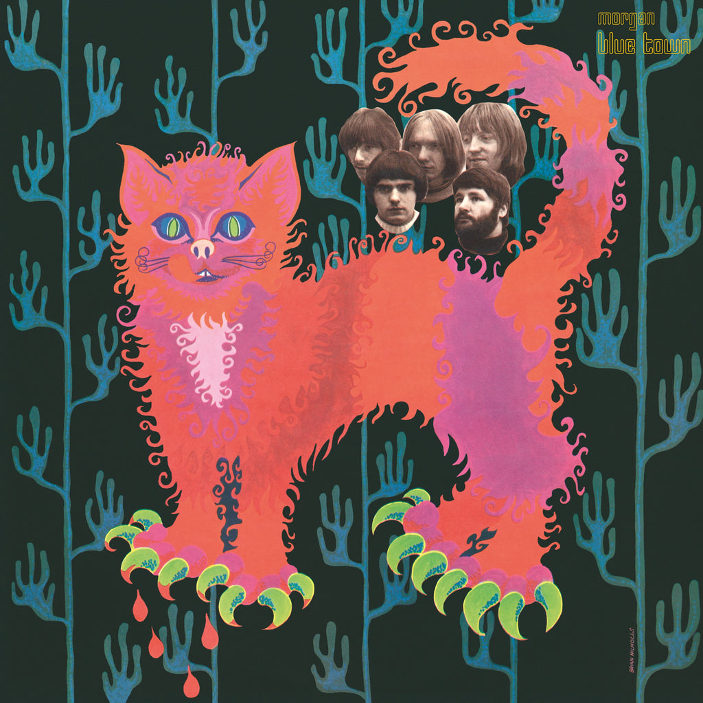 Pussy - Pussy Plays - Limited Edition Ginger LP - Secret Records Limited