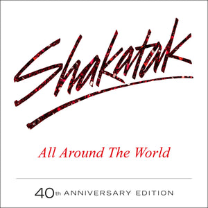 Shakatak - All Around The World 40th Anniversary 3CD/DVD- CD Presale