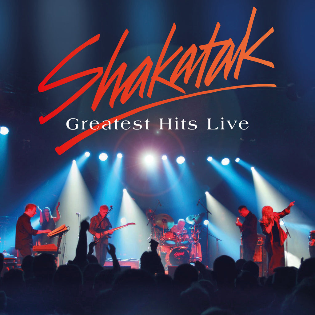 Shakatak - Greatest Hits Live - 2CD & Bonus  DVD - Secret Records Limited