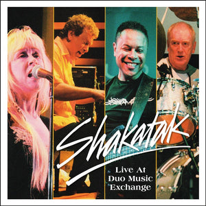 Shakatak - Live at The Duo Music Exchange - CD Album - Secret Records Limited