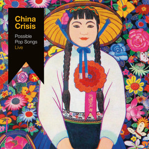 China Crisis - Possible Pop Songs Live - Vinyl LP - Secret Records Limited