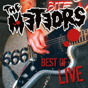 The Meteors - Best of Live - LP Vinyl