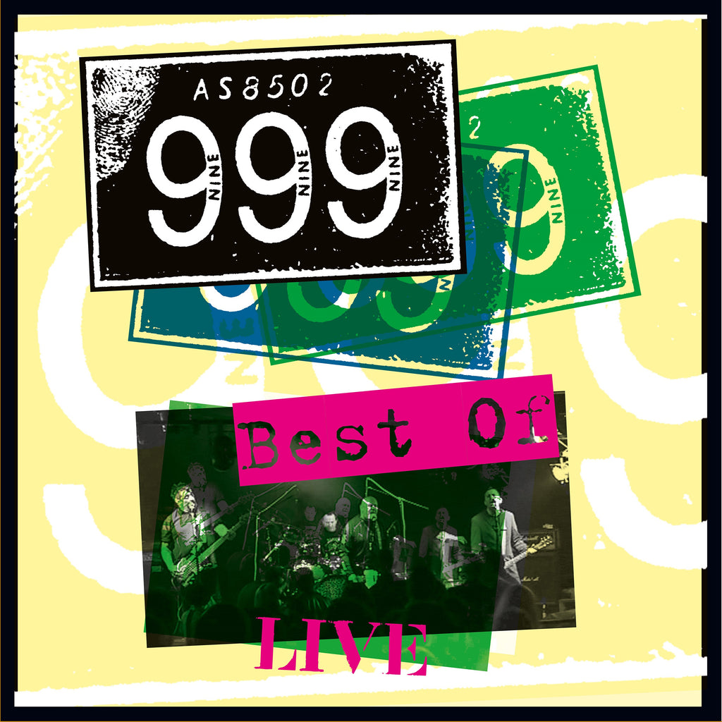 999 - Best Of Live - Vinyl LP