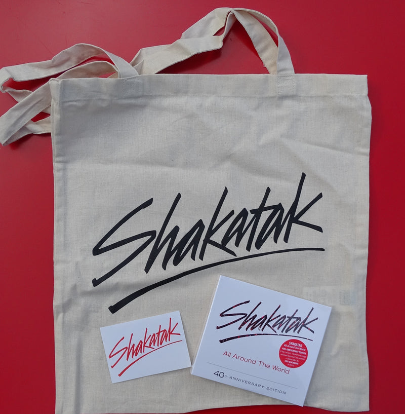 Shakatak - All Around The World 40th Anniversary 3CD/DVD