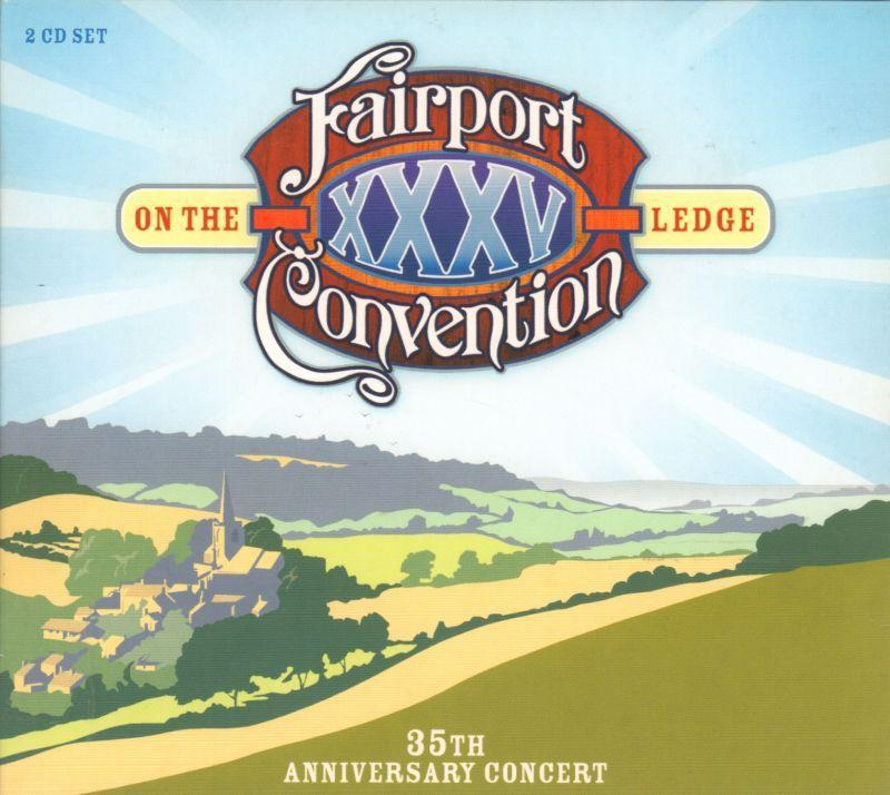 Fairport Convention - On The Ledge - CD Album - Secret Records Limited