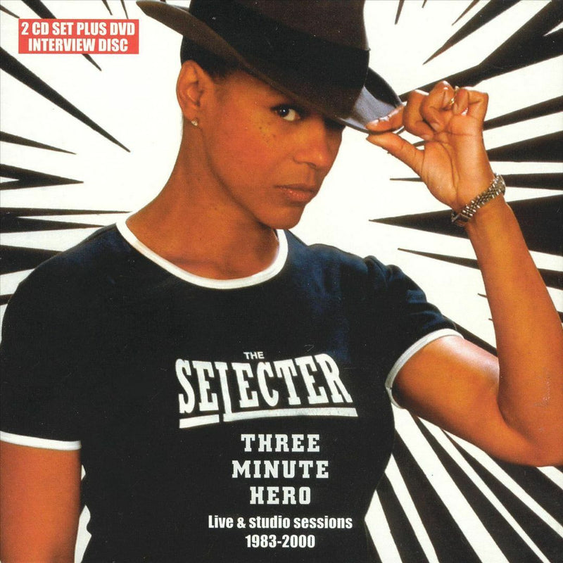 The Selecter - Three Minute Hero: Live & Studio Sessions 1983-2000 - 2CD Album - Secret Records Limited