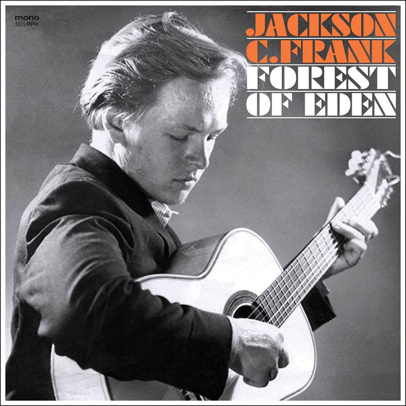 "Jackson C. Frank - Forest Of Eden - CD Album+10"" - Secret Records Limited"