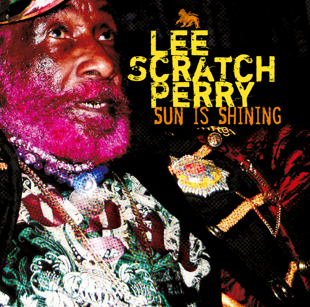 Lee Perry - Sun Is Shining - CD Album - Secret Records Limited