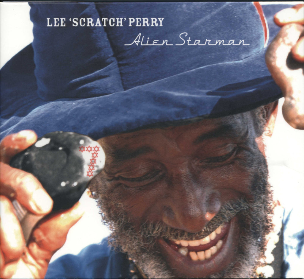 Lee Perry - Alien Starman - CD Album - Secret Records Limited