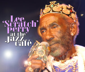 Lee Perry - Live at the Jazz Cafe - CD Album - Secret Records Limited