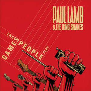 Paul Lamb & The King Snakes - The Games People Play - CD Album - Secret Records Limited