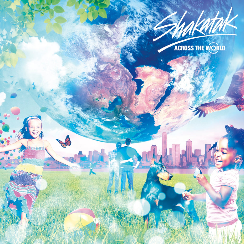 Shakatak - Across The World - Secret Records Limited