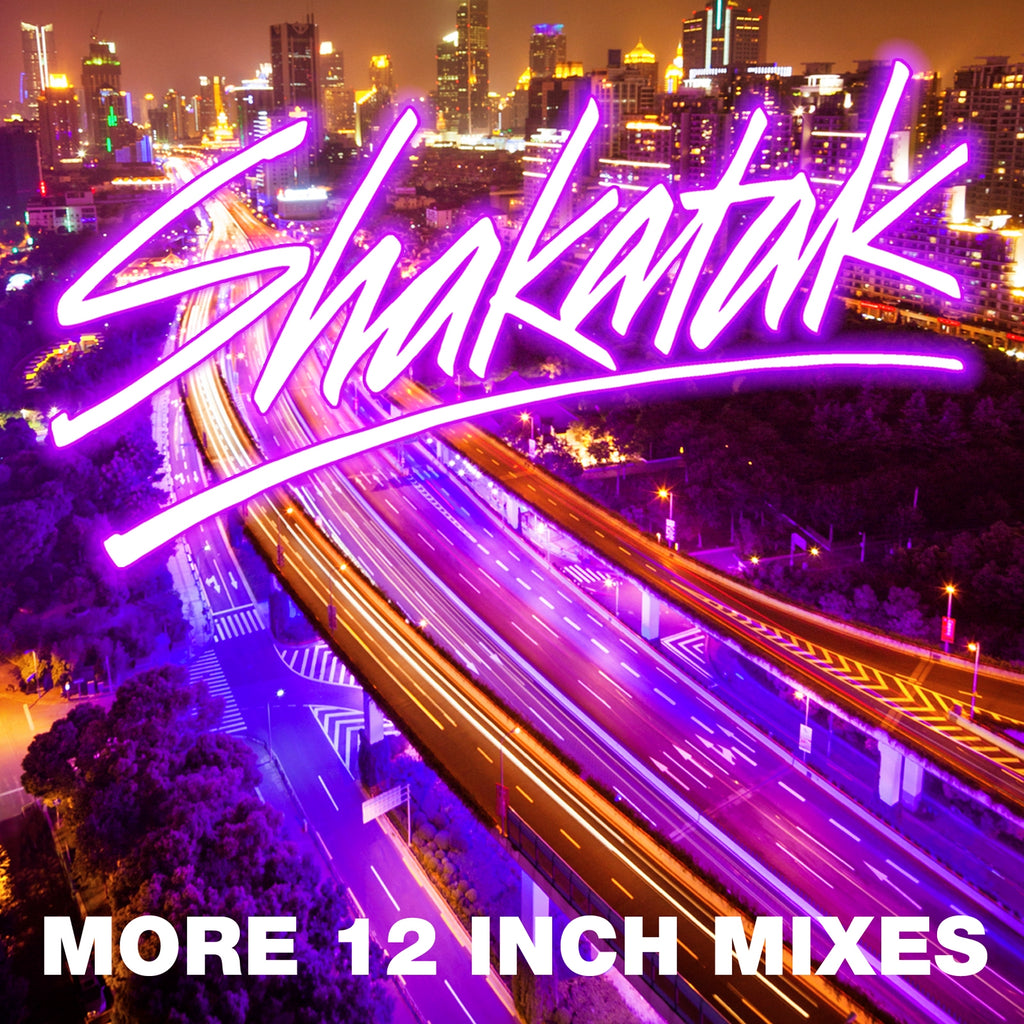 Shakatak - More 12 Inch Mixes - Secret Records Limited