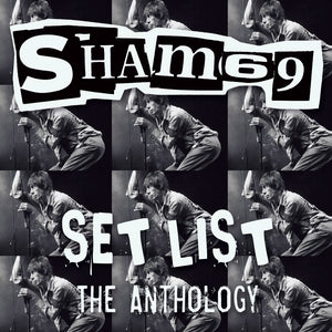Sham 69 - Set List: The Anthology - CD Album & Vinyl LP - Secret Records Limited