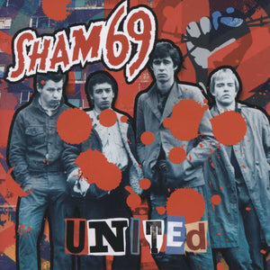 Sham 69 - United - 2CD Album - Secret Records Limited