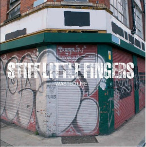 Stiff Little Fingers - Wasted Life - 2CD Album - Secret Records Limited