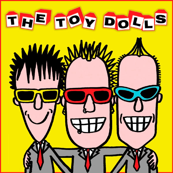 The Toy Dolls - The Album After The Last One - CD Album - Secret Records Limited