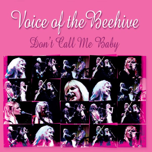 Voice of the Beehive - Don't Call Me Baby - CD Album - Secret Records Limited