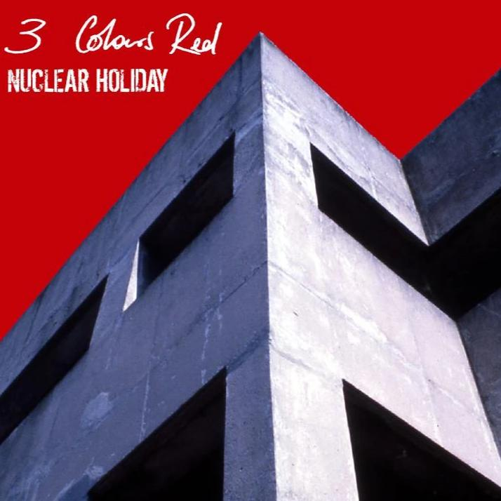 3 Colours Red - Nuclear Holiday - CD Album - Secret Records Limited