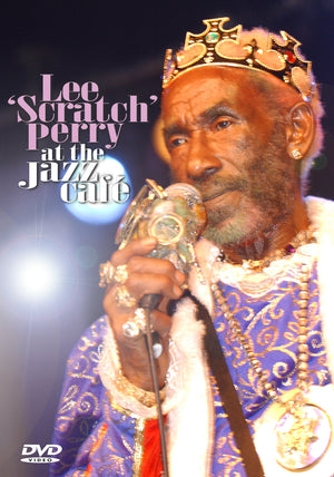 Lee Perry - Live At The Jazz Cafe - DVD - Secret Records Limited