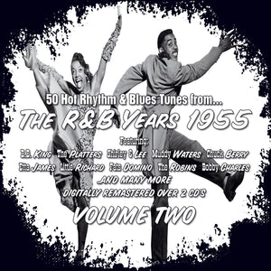 Various - The R&B Years 1955 Volume 2 - Secret Records Limited