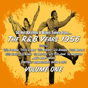 Various - The R&B Years 1956 Volume 1 - 2CD Album - Secret Records Limited