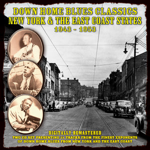 Various - Down Home Blues Classics Volume 6 - 2CD Album - Secret Records Limited