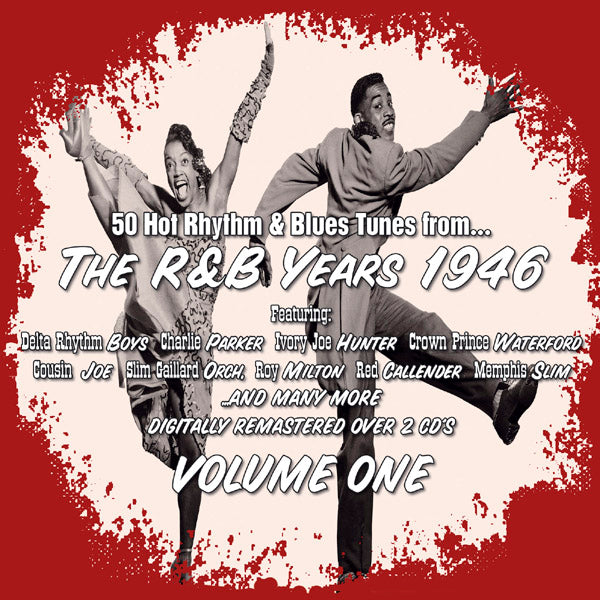 Various - The R&B Years 1946 Volume 1 - 2CD Album - Secret Records Limited