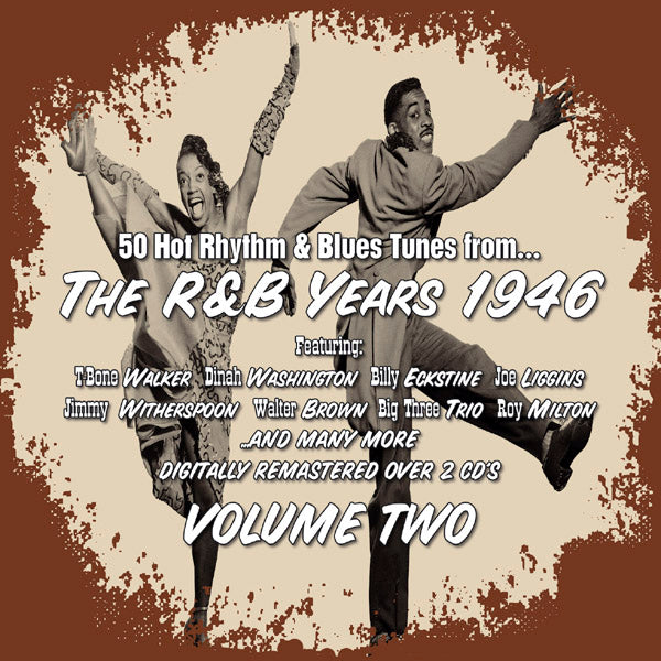 Various - The R&B Years 1946 Volume 2 - 2CD Album - Secret Records Limited