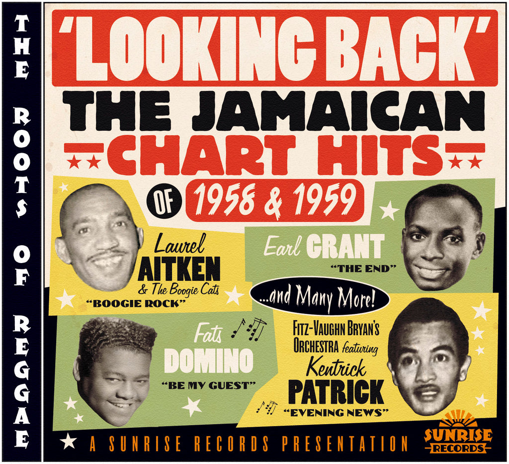 Various - Looking Back - The Jamaican Chart Hits of 1958 & 1959 - Secret Records Limited