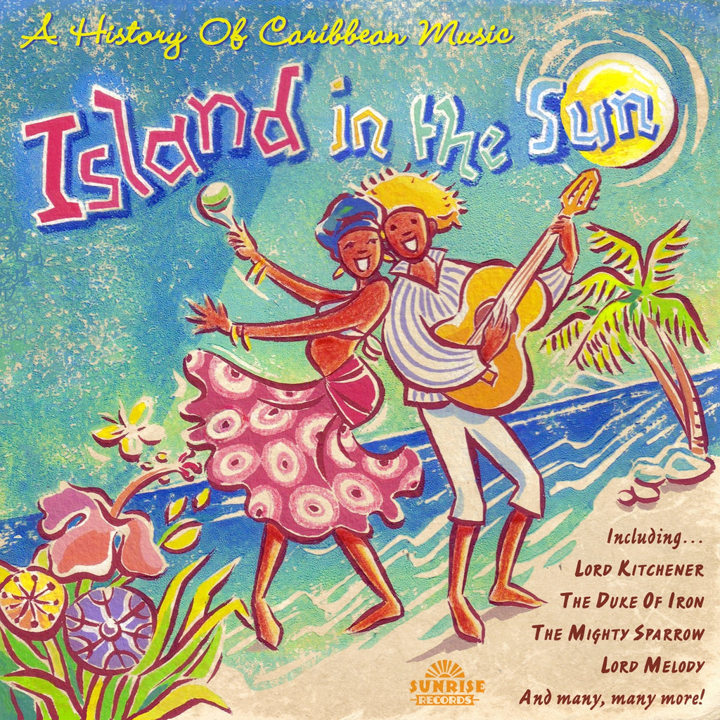 Various - Island In The Sun: A History Of Caribbean Music - 2CD Album - Secret Records Limited