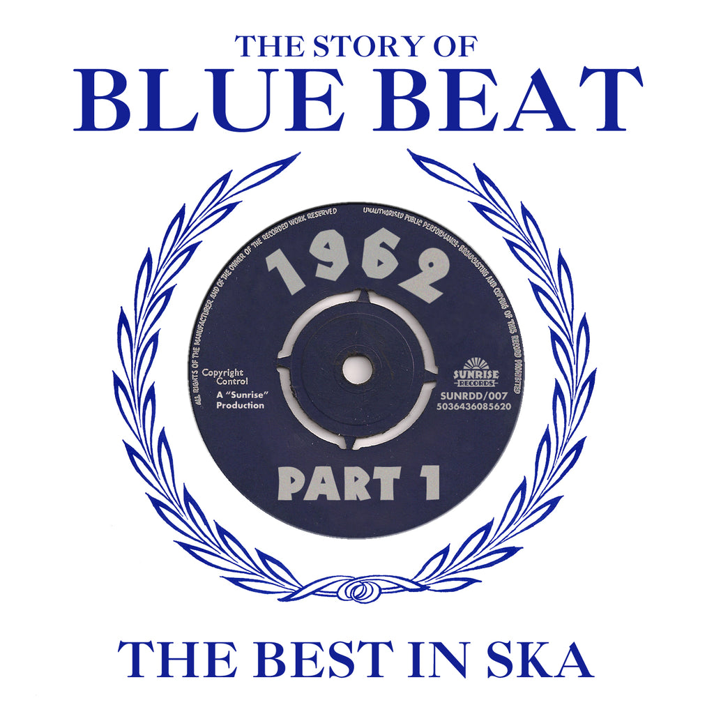 Various - The Story Of Blue Beat - The Best In Ska 1962 Part 1 - 2CD Album - Secret Records Limited