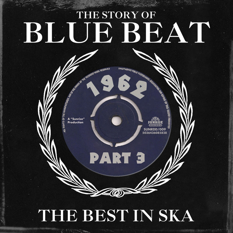 Various - The Story Of Blue Beat - The Best In Ska 1962 Part 3 - 2CD Album - Secret Records Limited
