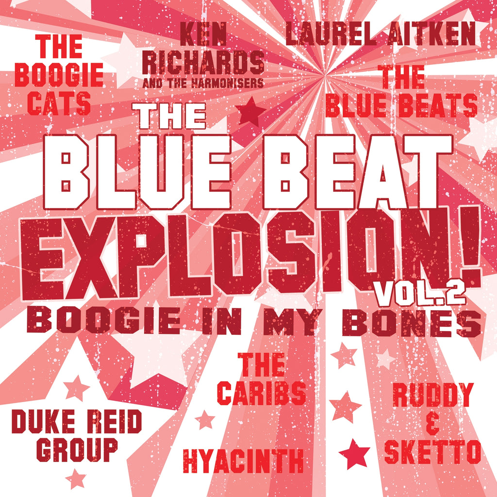 Various - The Blue Beat Explosion Volume 2 - CD Album - Secret Records Limited