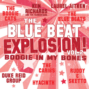 Various - The Blue Beat Explosion Volume 2 - Secret Records Limited